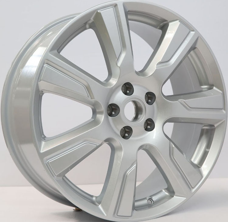 19inch Car Rims 2013-2015 Land Rover LR4/ 19 inch Gun Metal Machined 1-PC Forged Alloy Wheels