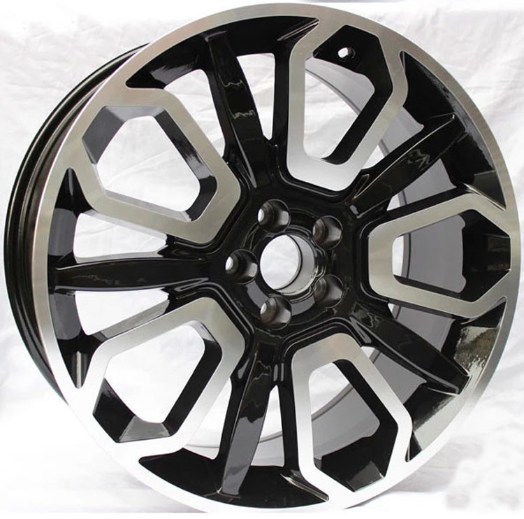20 inch rims For Range Rover V6/ 20inch Gloss Black  1-PC Forged Wheel Rims