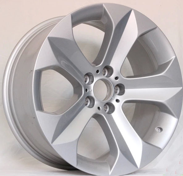 Silver 19inch OEM Size Car Wheels For BMW X6/ Matt Black Customized 20 Forged Alloy Wheels Rims