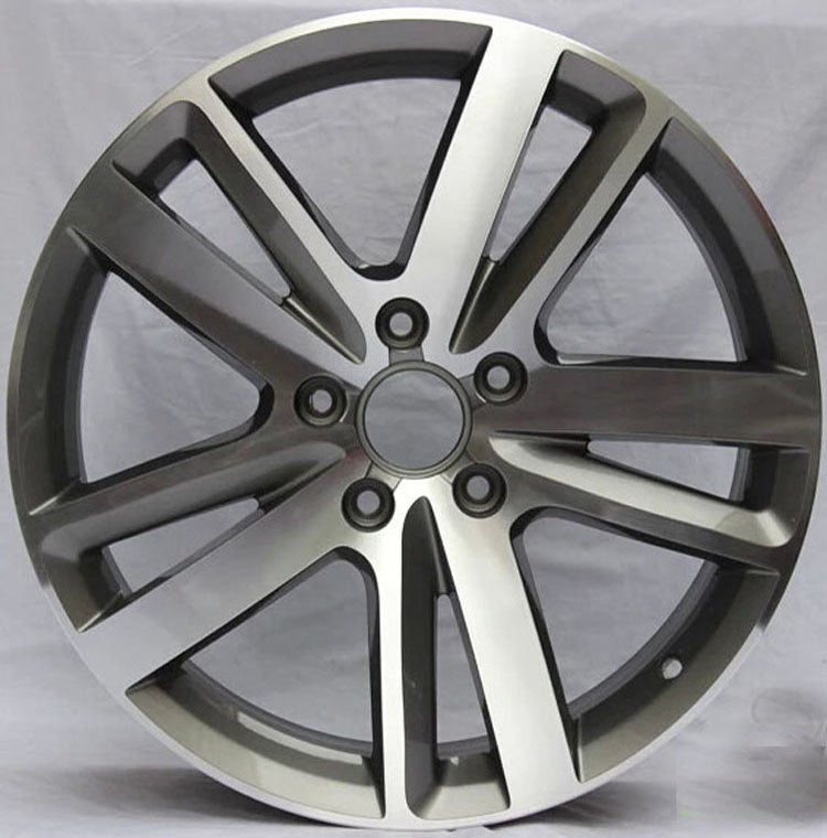 "Best Price Gun Metal Machined Car Rims 20"" For Audi Q7/ 20"" Wheel Rims"